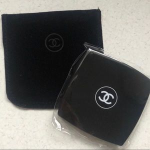 Chanel Makeup Compact Mirror Duo